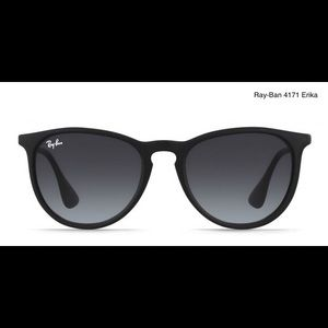 Ray-Ban 4171 Erika Sunglasses with Case